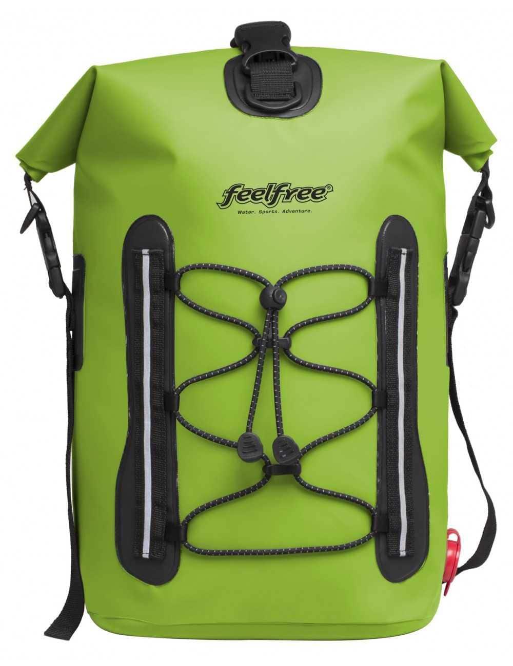Sac à dos moto étanche Feelfree Go Pack 20L