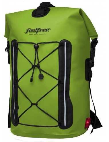 Sac à dos moto étanche Feelfree Go Pack 40L