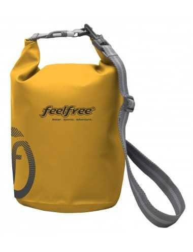 Petit sac étanche Feelfree Tube Mini jaune