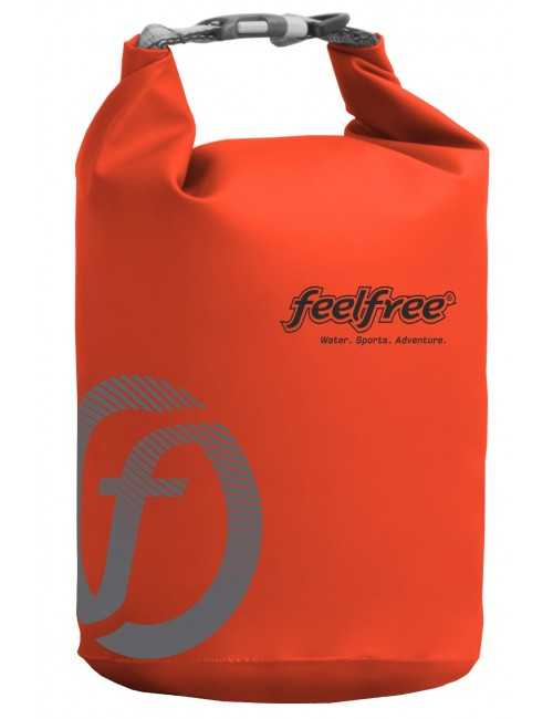 Petit sac étanche Feelfree Tube Mini orange