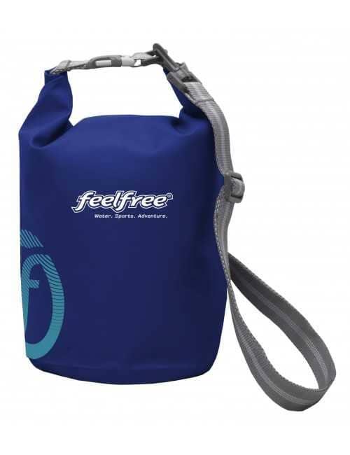 Petit sac étanche Feelfree Tube Mini bleu saphir
