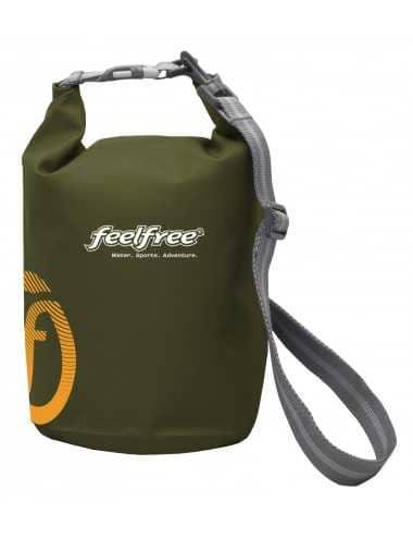 Petit sac étanche Feelfree Tube Mini olive