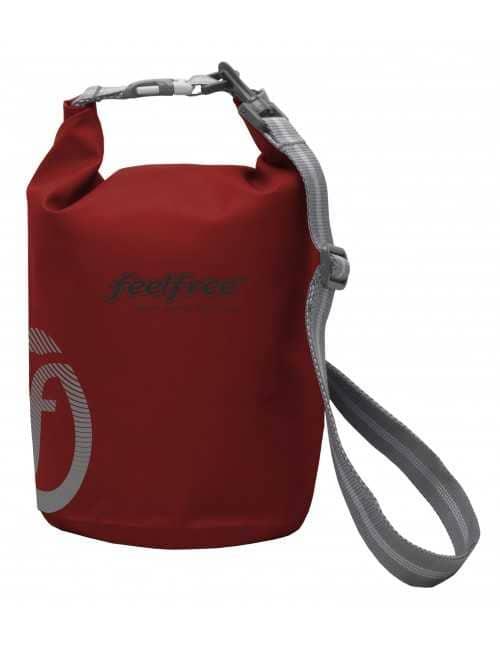 Petit sac étanche Feelfree Tube Mini rouge