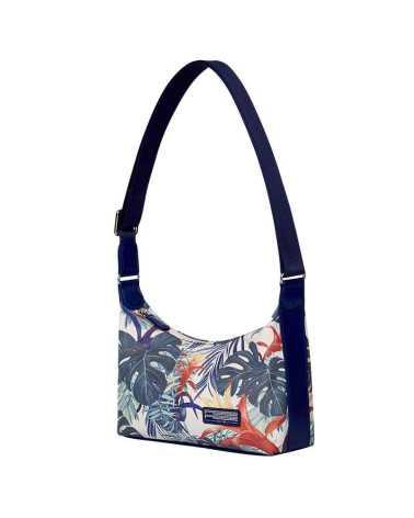 Mini sac à main white tropical