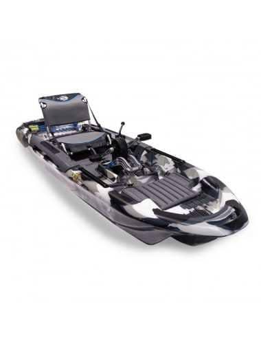 Kayak Big Fish 103 avec pédalier Urban Camo