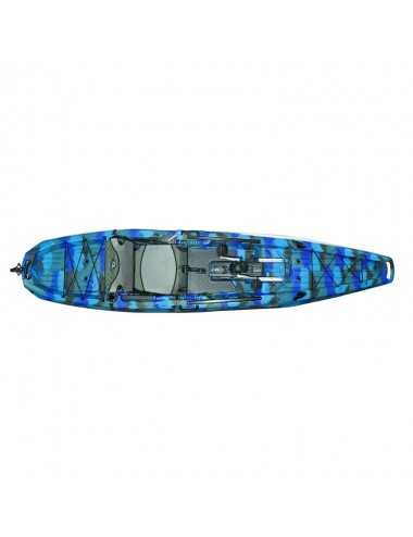 Kayak Seastream Angler 120 PD Blue Camo