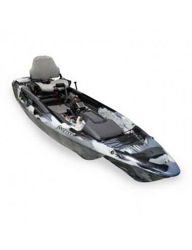 Kayak Dorado 125 Overdrive Powered de Feelfree Winter Camo
