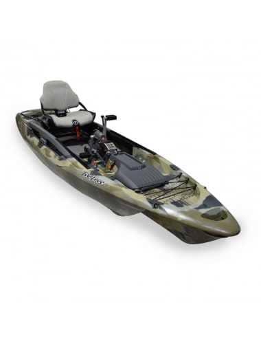 Kayak Dorado 125 Overdrive Powered de Feelfree Desert Camo