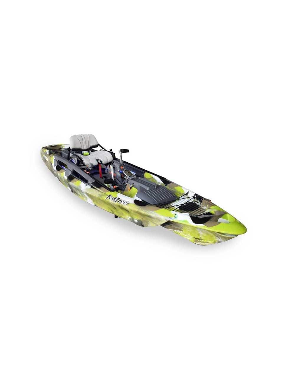 Kayak Dorado 125 Overdrive Powered de Feelfree Lime Camo