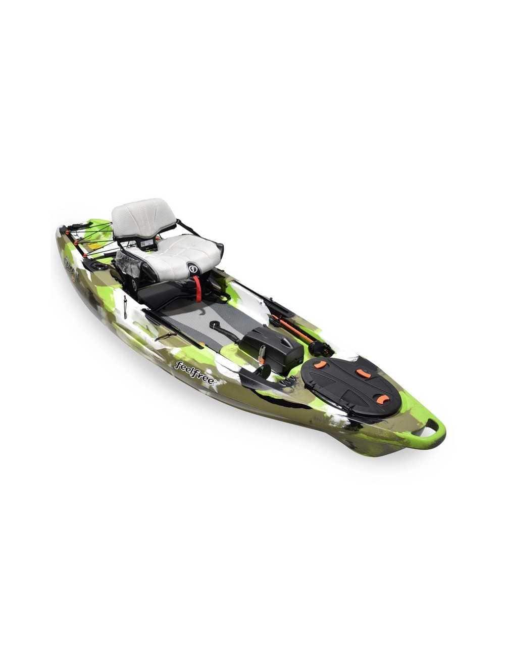 Kayak Feelfree Lure 10 V2 Lime Camo