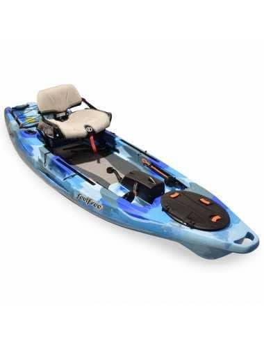 Kayak Feelfree Lure 10 V2 Ocean Camo