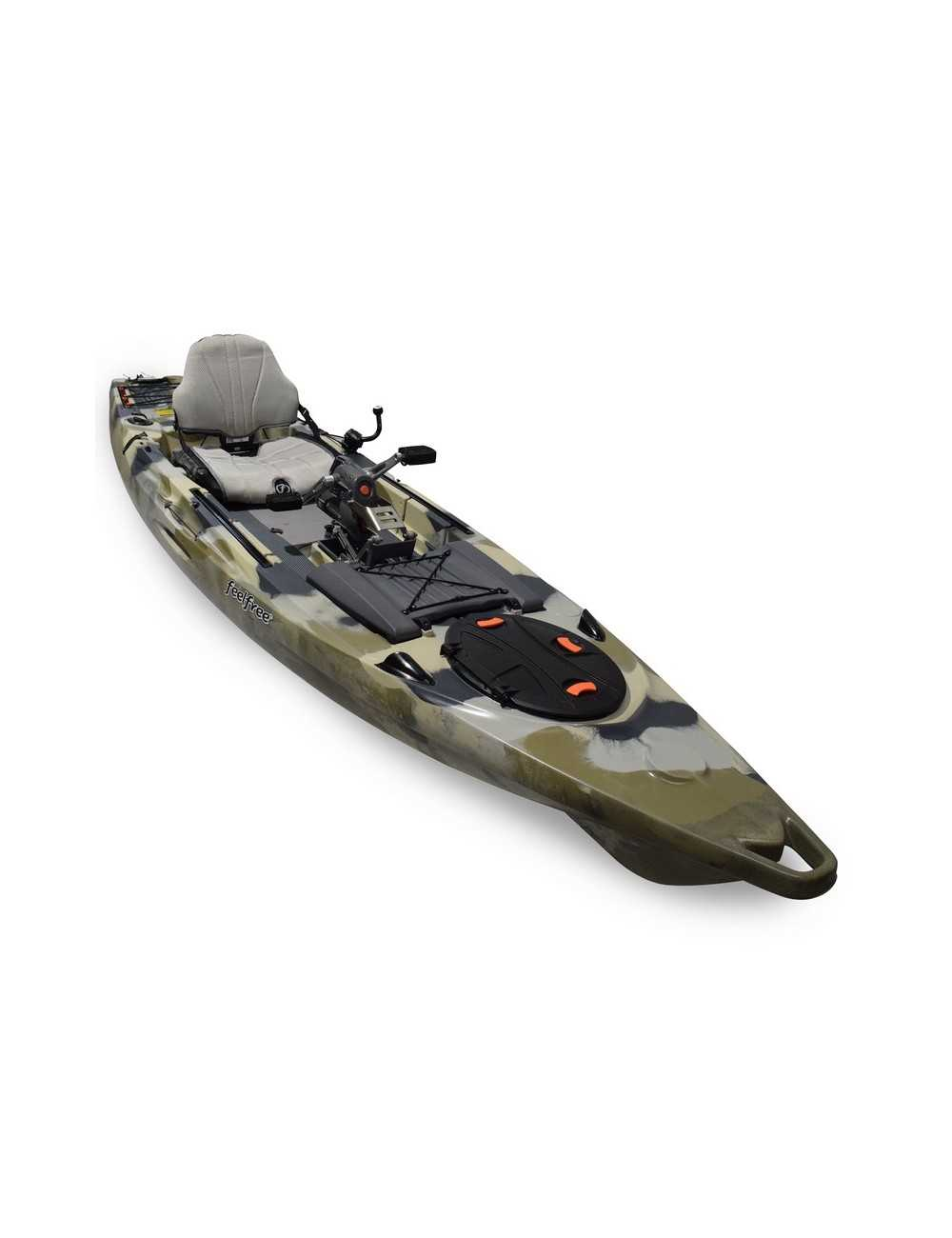 Kayak Lure 13.5 V2 Overdrive de Feelfree Desert Camo