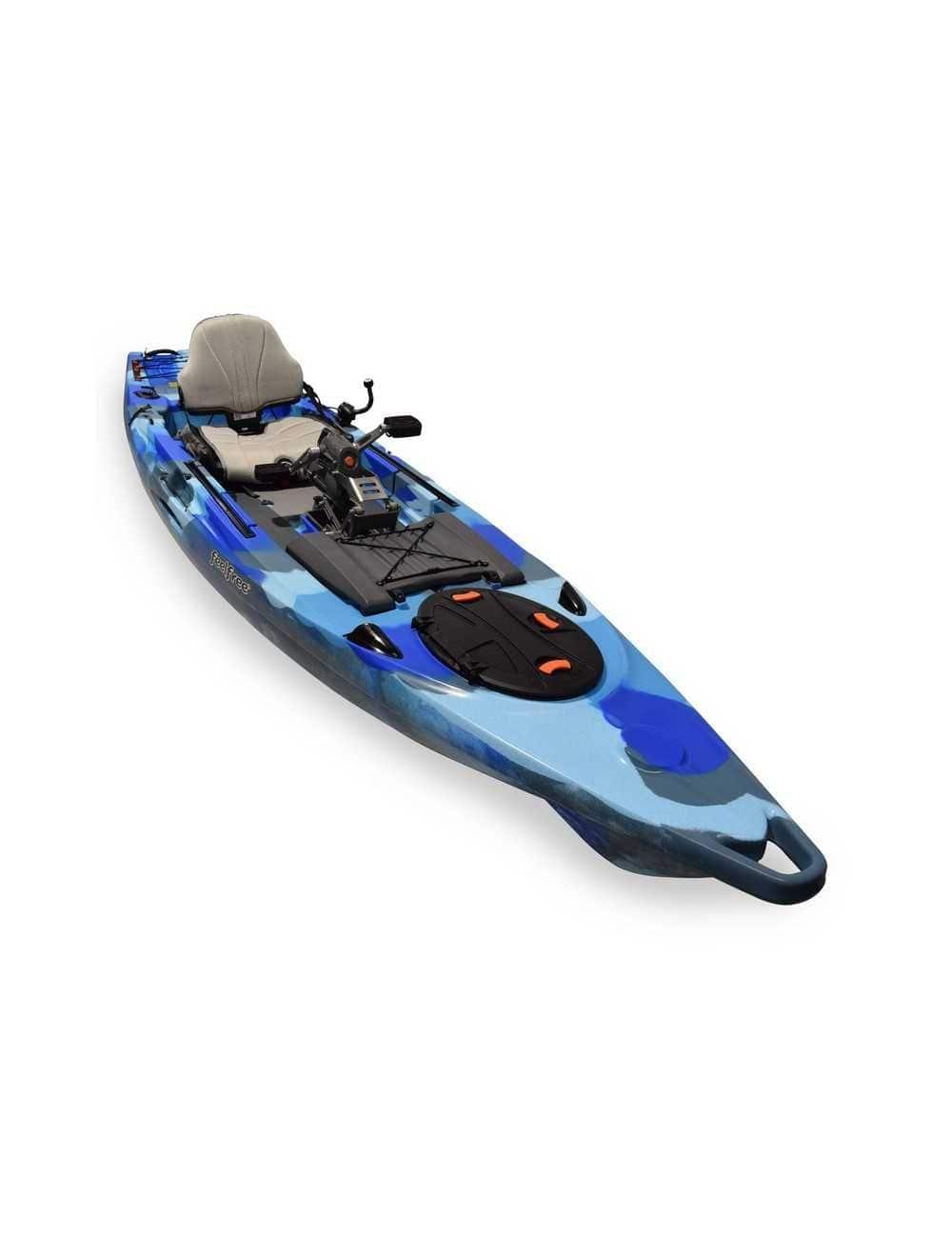 Kayak Lure 13.5 V2 Overdrive de Feelfree Ocean Camo
