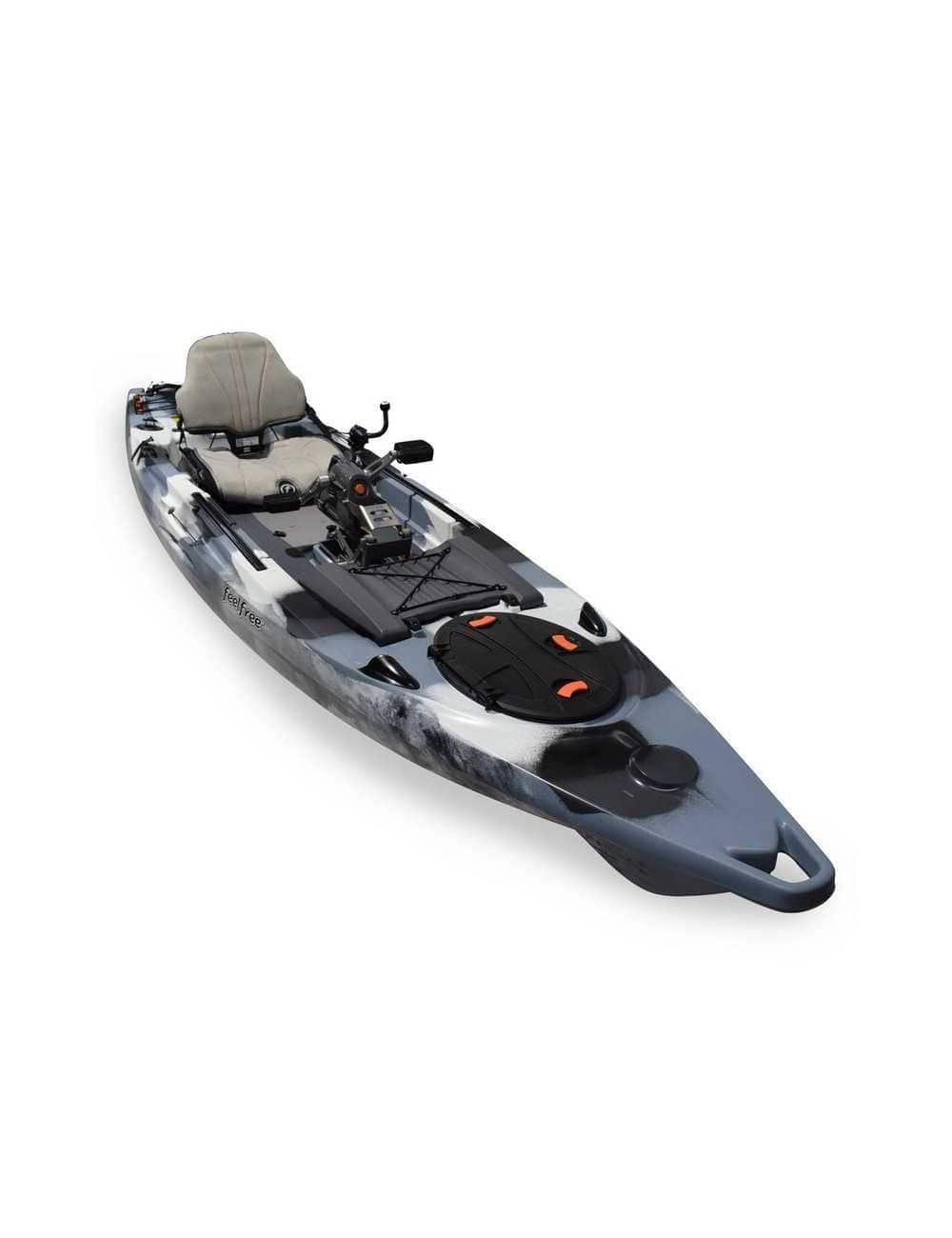 Kayak Lure 13.5 V2 Overdrive de Feelfree Winter Camo