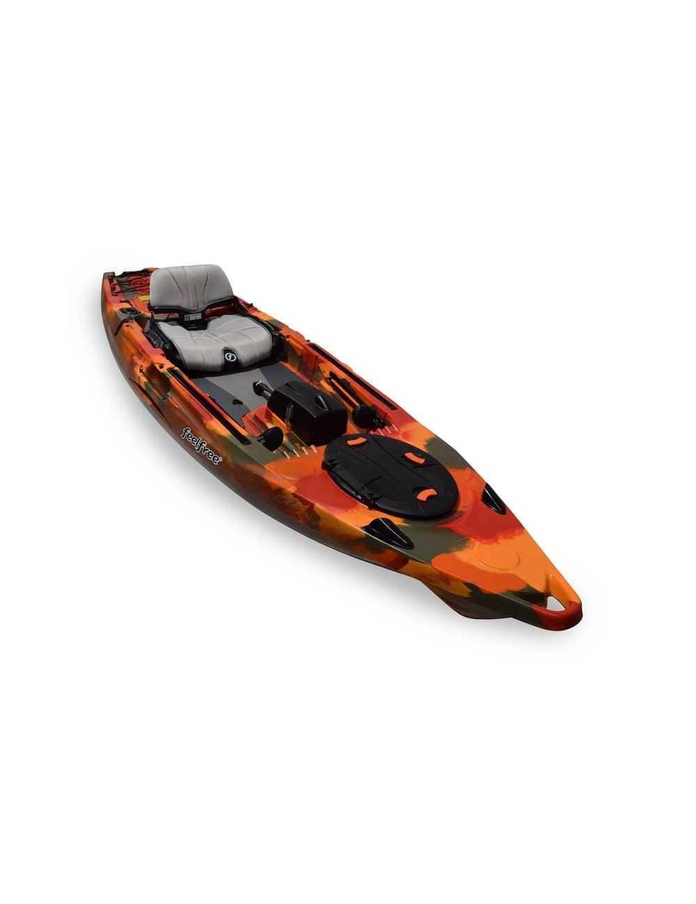 Kayak Lure 11.5 V2 de Feelfree Fire Camo