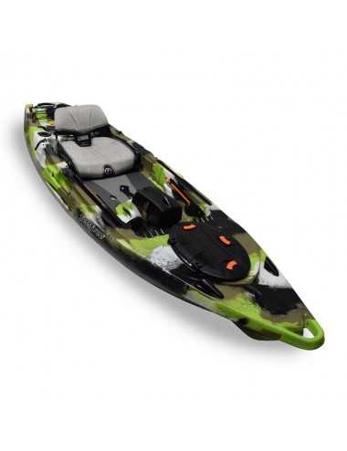 Kayak Lure 11.5 V2 de Feelfree Lime Camo