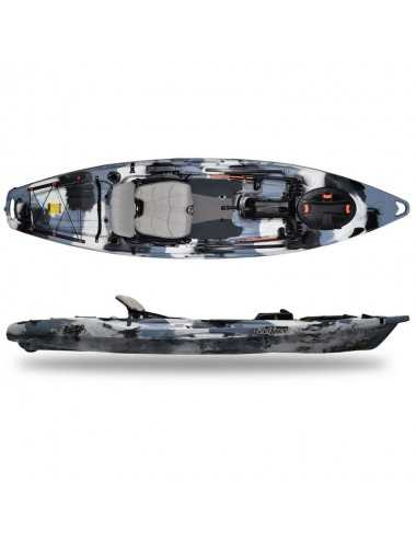 Kayak Lure 11.5 V2 de Feelfree Winter Camo