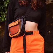 W E T B A G 🍊#wetbag #sacetanche #sacoche #lifestyle #orange
