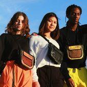 Belle année à tous 🎉🥂 Feelfree vous accompagne dans l'aventure, le sport, et l'eau 🏄♀️ Mais pas que ! C'est aussi l'accessoir fashion et urbain du quotidien 🔥 📸 @anais__pp #wetbag #lifestyle #streetwear #urbanstyle #sacoche #etanche