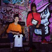 Le youtubeur @gabrielsnowny et le rappeur @nallaofficiel ont adopté et validé les sacs feelfree 😍👌 #sacetanche #wetbag #urbex #aventure