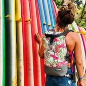 Dry Tank tropical, l'accessoire au top pour cet été !  #wetbag #tropical #lifestyle #sacetanche #summer